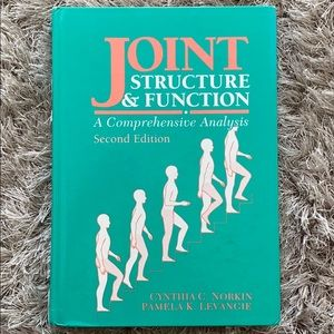 Book: Joint Structure & Function
